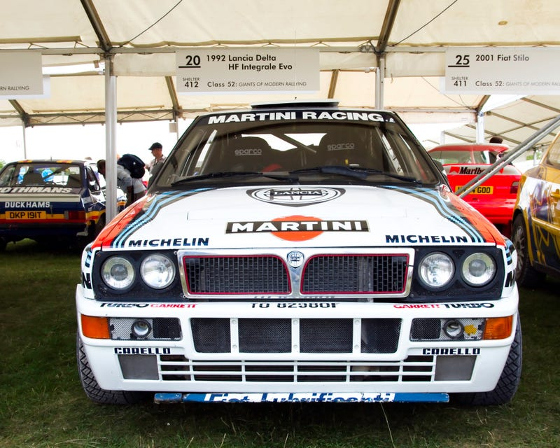 For The Lancia Nuts