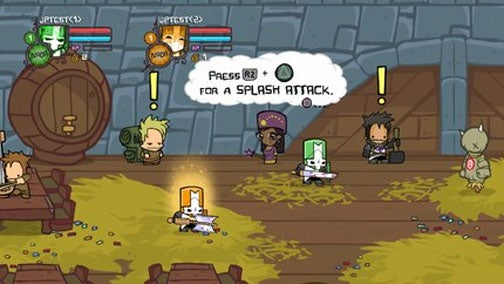 Castle Crashers Coming To PS3
