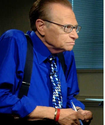 Lucky ESPN Employees Can Feast On The Invaluable Wisdom Of Larry King