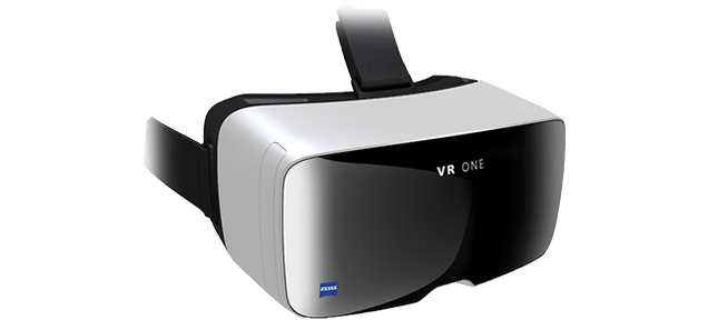 Zeiss VR One Is a $100 Virtual Reality Face Case For Your Phone