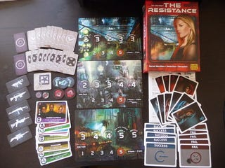 resistance board game rules pdf