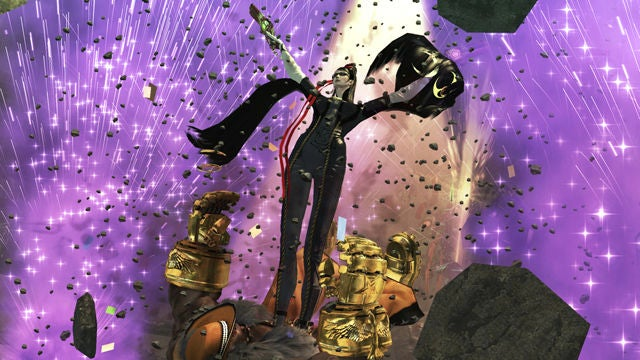 Bayonetta Returns (Well, Sort Of)