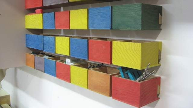 Build Your Own Hardware Storage Bins