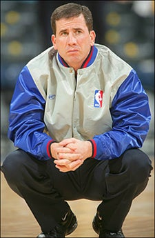 Tim Donaghy Stayed Busy