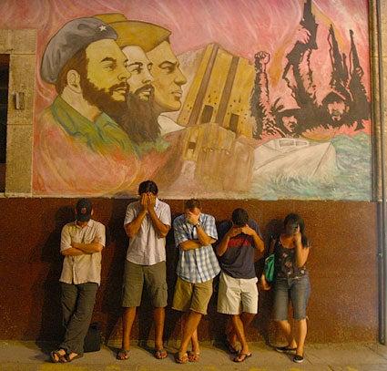 US Soccer and the Cuba Cinco