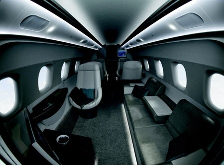 Embraer and BMW Team Up for Luxo-Jets