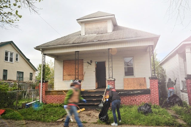 Can Giving Free Houses to Writers Help Revitalize Detroit?