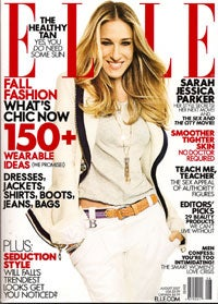 'Elle' Magazine Never Brown-Bags It