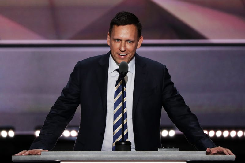 Peter Thiel Is Interested in Harvesting the Blood of the Young