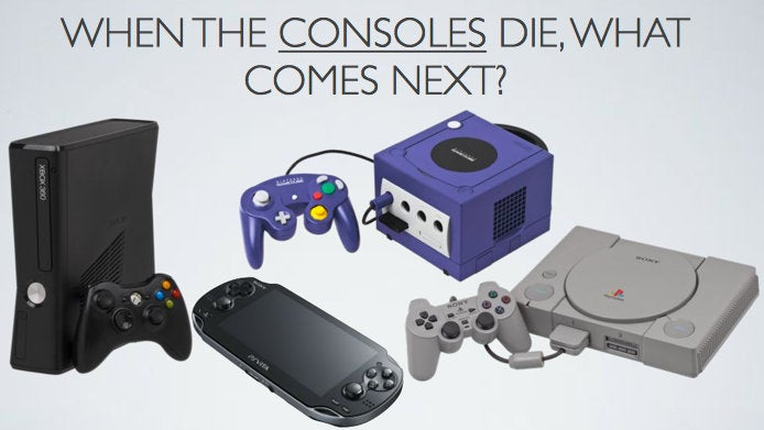 The Best 26-Minute Argument that Game Consoles Are Dying