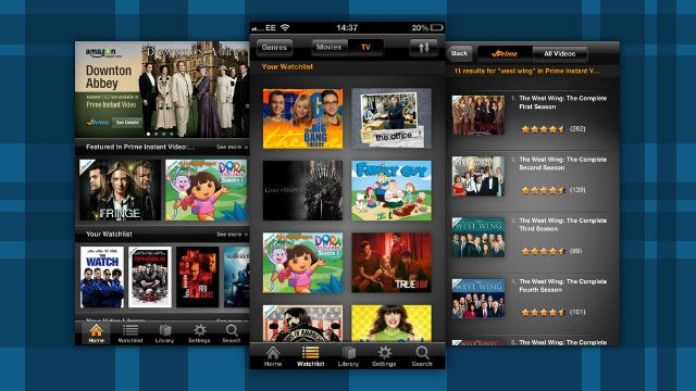 Amazon Instant Video Comes to the iPhone