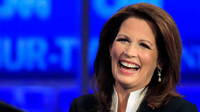 Things Just Keep Getting Better For Bachmann
