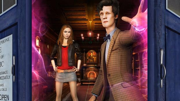 Doctor Who finally gives us what we've been clamoring for: the chance to explore the TARDIS!