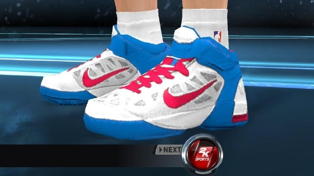 Get Your Kicks—the Ones Your Player Wears in NBA 2K13