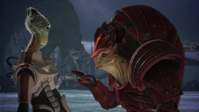 [UPDATED] Now Recruiting: The Mass Effect Book Club