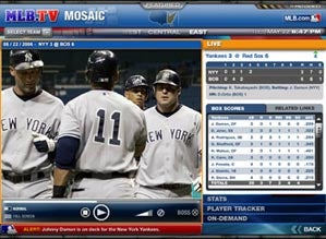 MLB.tv Is Five ... Buffering ... Years ... Buffering ... Old