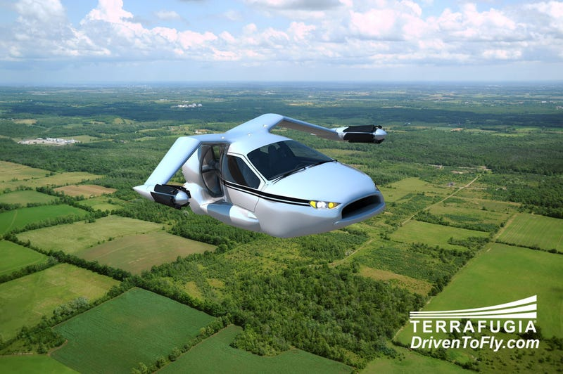 Terrafugia's revamped flying car should be ready by 2021. No, really.