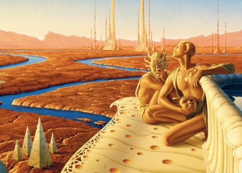 io9's Field Guide to Martians