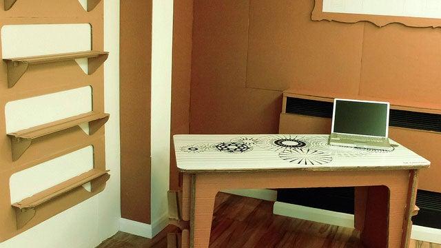The Cardboard Workspace