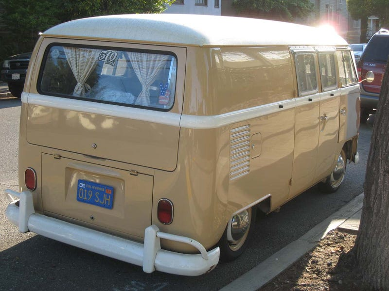 1965 Volkswagen Transporter Walk-Through Panel Van