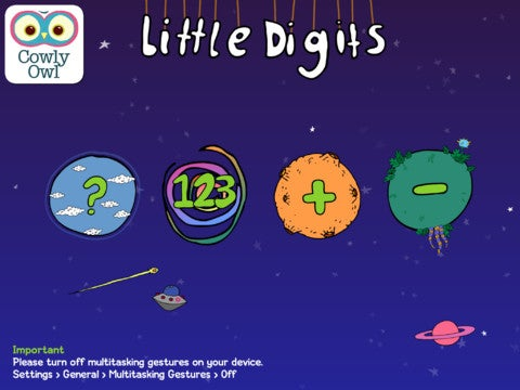Little Digits Gallery