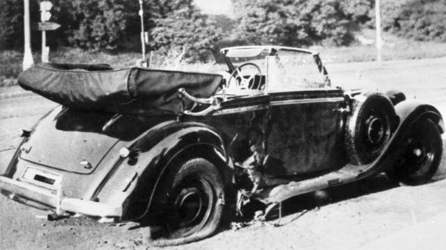 This Mercedes Killed A Nazi General