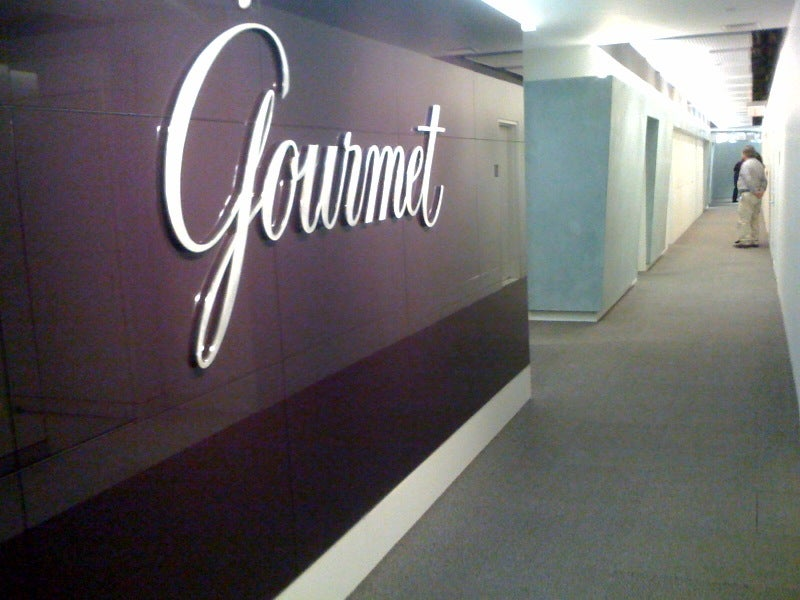 Gourmet's Empty Cubicles Mark the End of an Era