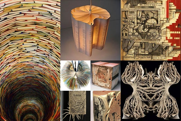 Are Books Doomed to Become Art Collector Items?