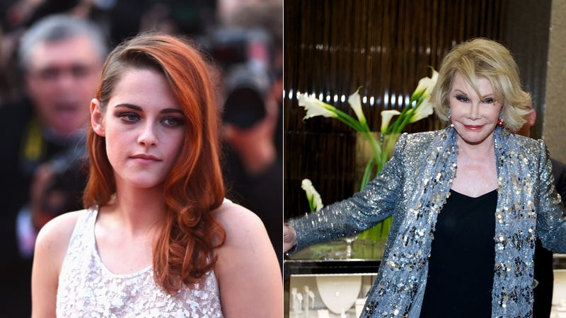 Kristen Stewart Legally Threatens Joan Rivers, Joan Rivers Cares Not