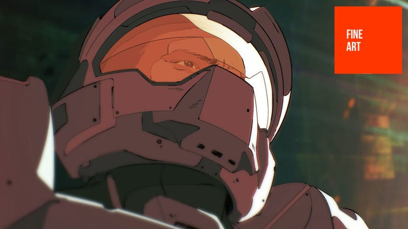 A Very Animated Look At Halo 4