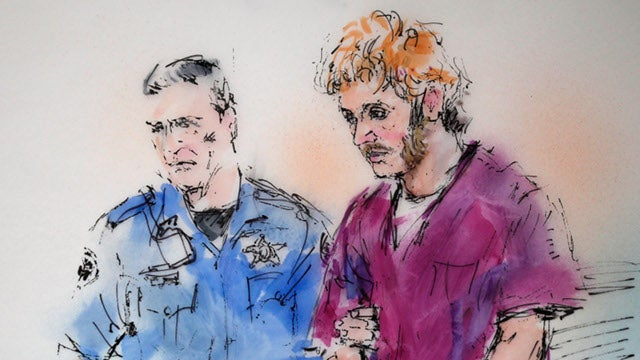 James Holmes' Attorneys Claim That He Is Mentally Ill