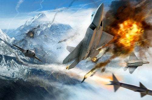 H.A.W.X. 2 Delayed On PC