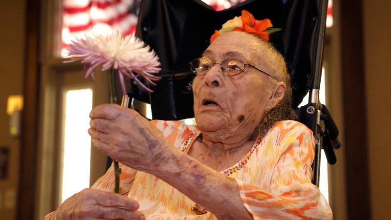 116-Year-Old Officially Named Oldest Living American