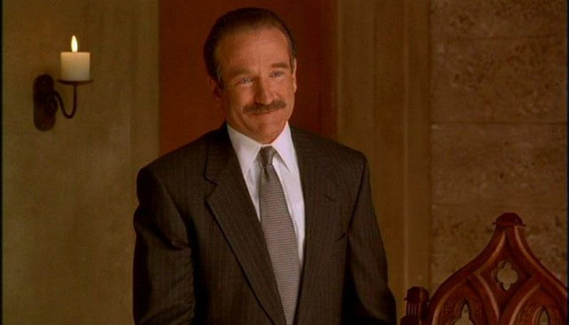 Pay Tribute to Robin Williams, Whose Comedy Brought Us All Together