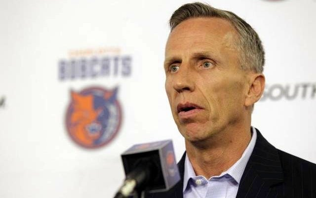 The Bobcats Called Mike Dunlap First