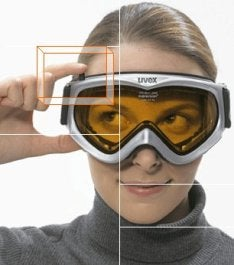 UVEX Univision Snowboard Goggles Do Something