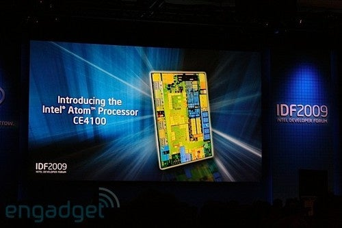 Intel Atom CE4100 Is a Beast of a Media Chip