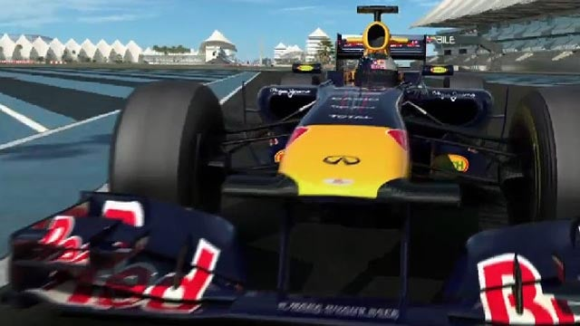 What a Formula 1 race car has in common with a Prius