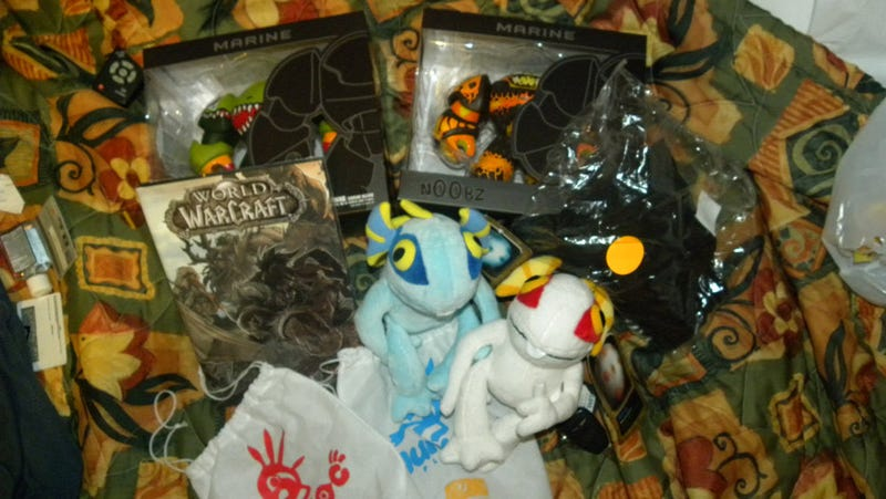 What I Bought From BlizzCon