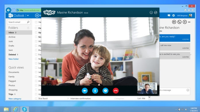You Can Now Skype From Within a Browser