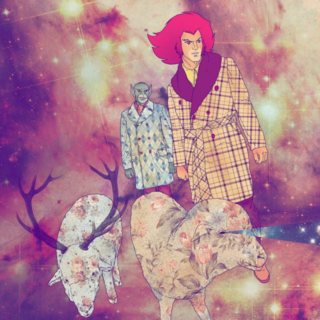 Hipster He-Man and Other High-Fashion Cartoon Heroes