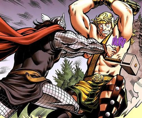 Comics' Best Combo Platters