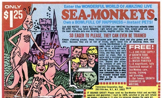 12 Mail-Order Disappointments from the Comic Books of Our Youth