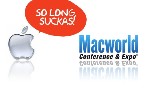 Apple Always Wanted to Get Out of MacWorld