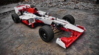 Your Favorite Lego Car Creations