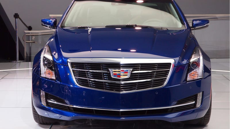 Cadillac Is Considering An ATS Sport Wagon, Someone Bribe Them
