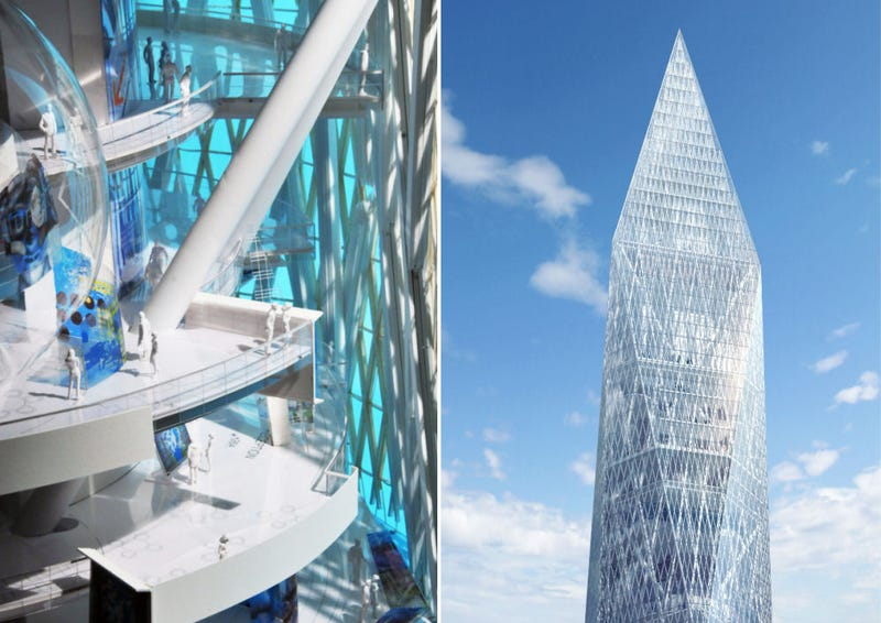 World's First Invisible Tower Gets The Go-Ahead