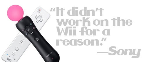 Sony Doesn't Want Another Wiimote Situation