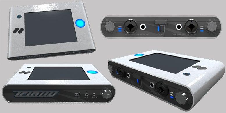 Trinity DAW: Linux-Based, Portable Audio Editing
