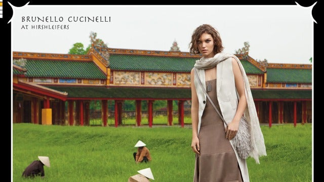 Vietnam And Its 'Exotic People' Are The New Black, According To Absurd Luxury Retailer Campaign